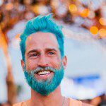 "New ""Merman Hair"" Trend in Men Transforming Their Luscious Mane into Bold and Courageous New Styles."