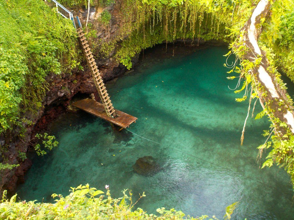 Sua Ocean Trench The Most Magical Swimming Pool In The