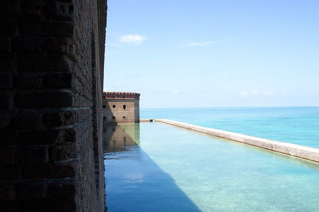 Fort Jefferson Moat – Dry Tortugas