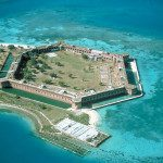 Fort Jefferson, An abandoned Coastal Fortress in Florida