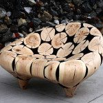 Stylish Wood Sculptures Created from Discarded Tree Trunks and Branches
