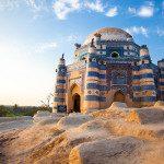 Bibi Jawindi, The Most Ornate Monuments at Uch-Sharif