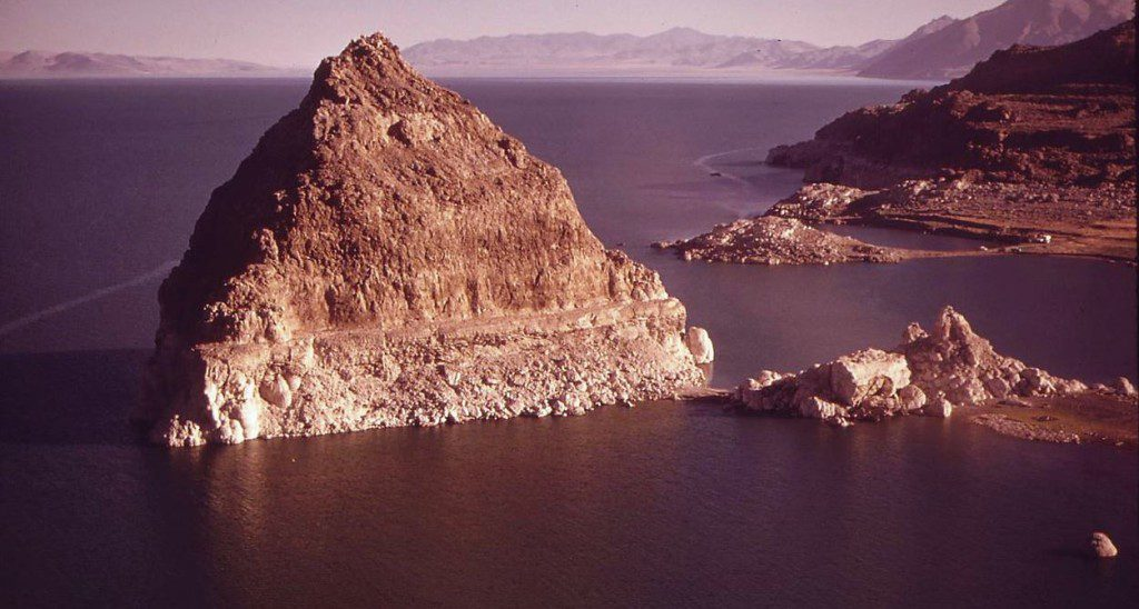 Pyramid Lake is one of the most valued assets of the Tribe and is entirely enclosed within the boundaries of the Reservation.