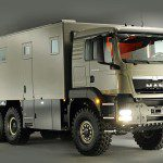 The RV Vehicle for the End of World