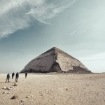 The Ancient Bent Pyramid of Dahshur