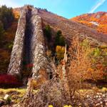 Devil's Slide, A Strange Geological Wonder in Utah