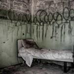 Shocking Photos of Halls of An Asylum