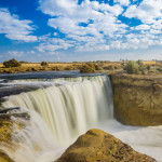 Wadi El-Rayan Waterfalls, Egypt's Only Man-Made Waterfall