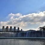 Niulanjiang Waterfall, Largest Man-Made Waterfall in Asia