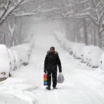The Record Breaking Snowfall Buried America