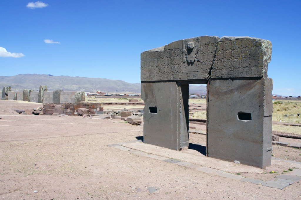 "Furthermore, various people believe that Gate of Sun was used as a calendar, called it ""The Calendar Gate"" reflects a solar year."