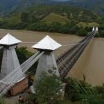 The Puente de Occidente Colombia