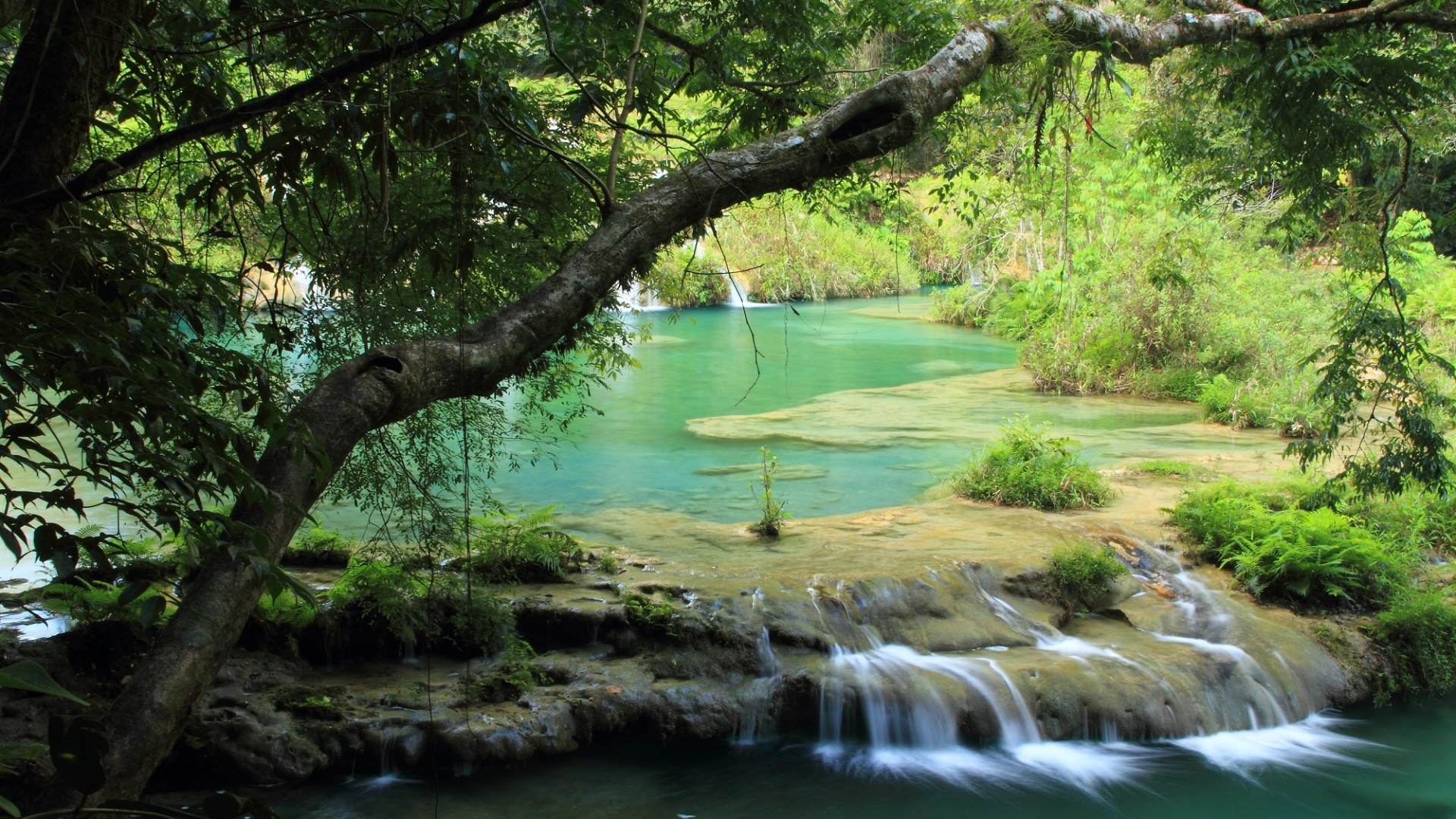 how to get to semuc champey