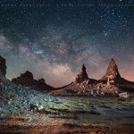 Trona Pinnacles, Most Unusual Geologic Wonders in the California Desert