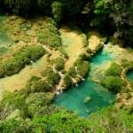 Semuc Champey; A Natural Wonder in Guatemala