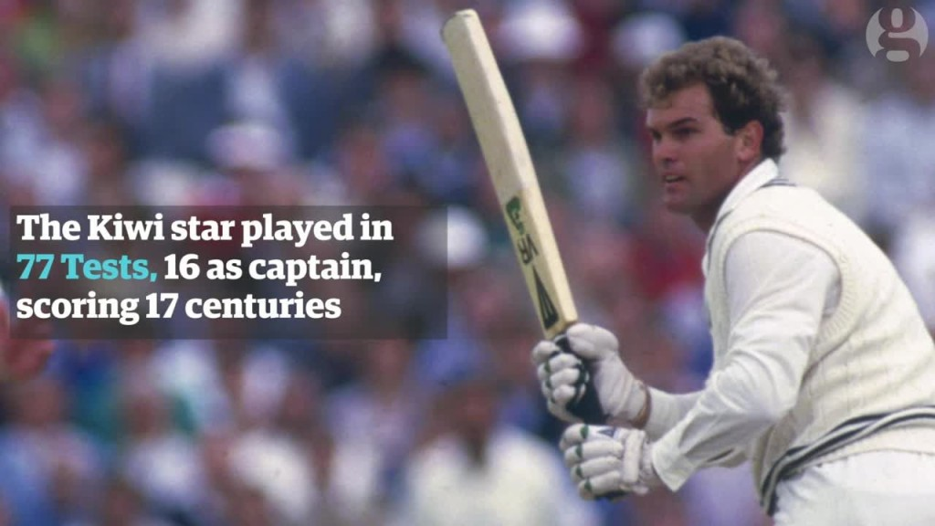 A batsman of elegance, poise and range, Crowe broke through into Test cricket as a 19-year-old, and in a short span of time was heralded as the best young batsman in the world.