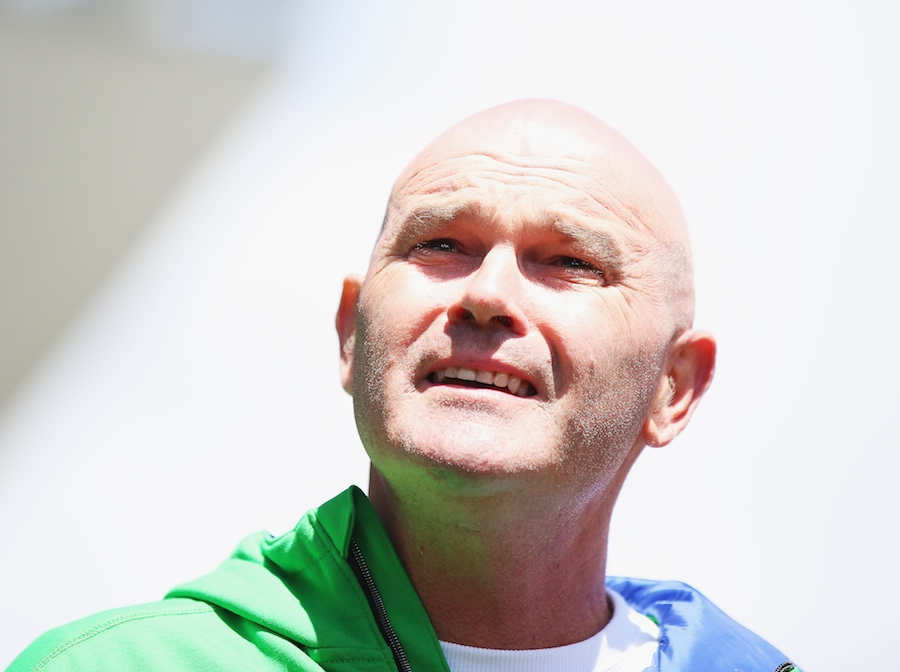 Martin Crowe was at Eden Park where he spoke to the media, Auckland, January 7, 2015