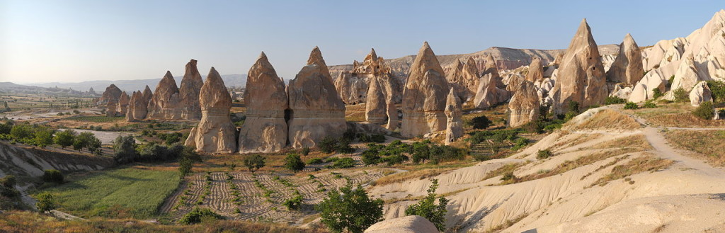 Without any doubt, the fairy chimneys are product of Cappadocia environments, a true miracle millions of years in the making