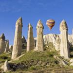 The Fairy Chimneys of Cappadocia