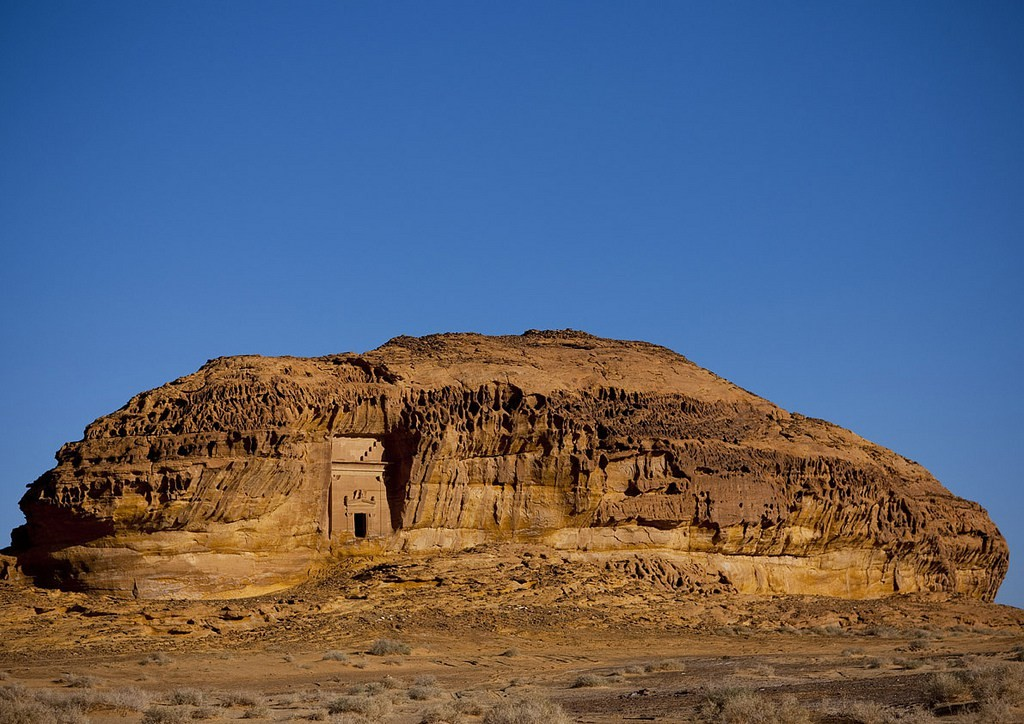 Mada'in Saleh is one of the most remarkable and exciting archeological sites in the world.