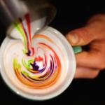 The Rainbow Lattes