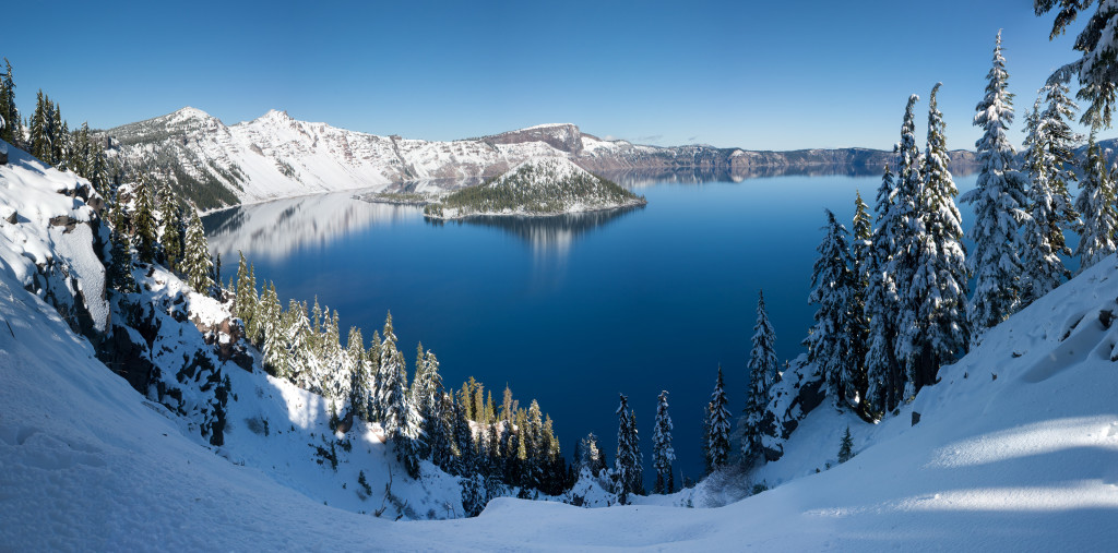 """In 1902, Crater Lake and its surrounding 180,000 acres were to be """"dedicated and set apart forever as a public park"""