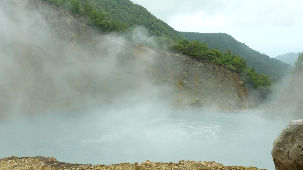 The Boiling Lake adventure is full of fauna and flora, birds or interesting tidbits often in awe of the beautiful and at times surreal surroundings.