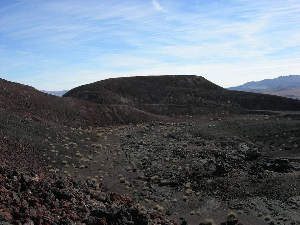 The volcanic peak is about 2.5 miles, had a historic elevation of 2,638 feet. Although, mining activities has reduce the peak lit bit, but had a severe environmental impact.
