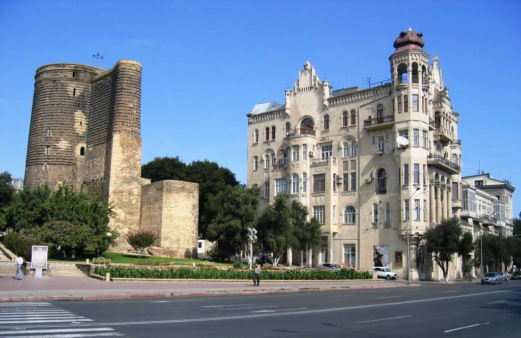 The Maiden Tower is a prominent Baku landmark, a much loved symbol of the city looms dark and enigmatic, is shrouded in mystery, why it was built for or even how it acquired its name Maiden Tower.