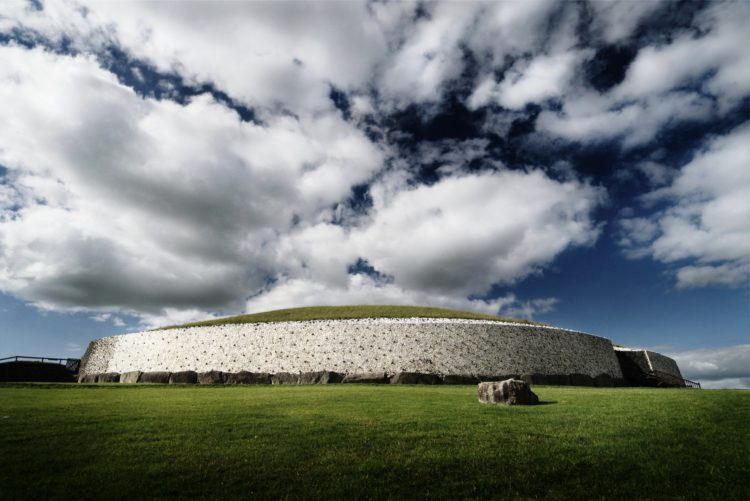These days, Newgrange is one of most popular tourist site, regarded prehistorian as the great national monument and one of most prominent megalithic structures in Ireland and Europe.