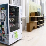 In Singapore, Vending Machines Offers Knowledge instead of Junk Food