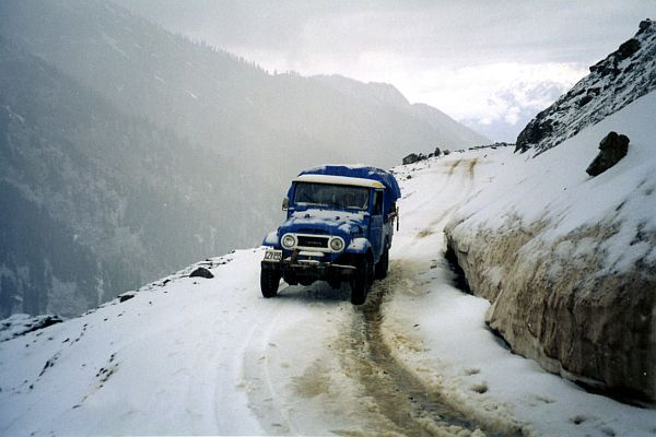 Lowari Pass is also called Lowari Top is a high mountain pass that connects Chitral with Dir in Khyber-Pakhtunkhwa, Pakistan.