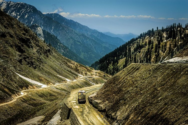 The Lowari Top crosses the Hindu Raj Mountains, a spur of the higher Hindu Kush, and on the Chitral side of Lowari Top are the people of Ashret