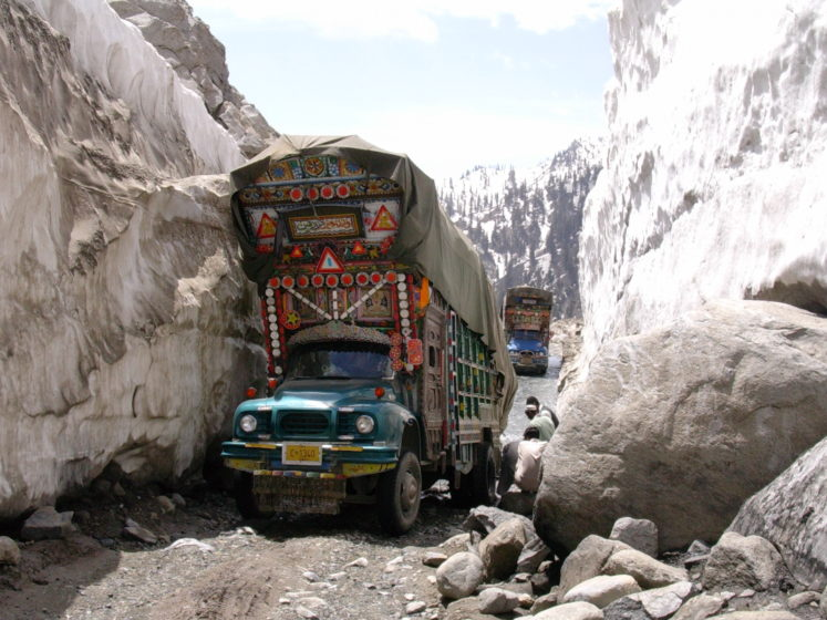 . Therefore, in every winter a few individuals are killed by avalanches while crossing Lowari Top.