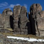 The Granite Town, The Strange 65-ft Tall Rock Formations just Discovered in Siberia
