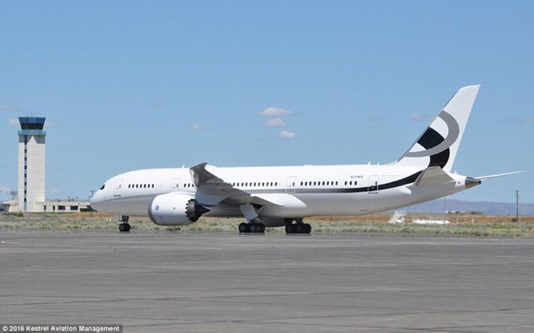 as-a-commercial-plane-the-aircraft-pictured-would-squish-in-up-to-335-passengers-but-the-dream-jet-will-only-carry-up-to-40