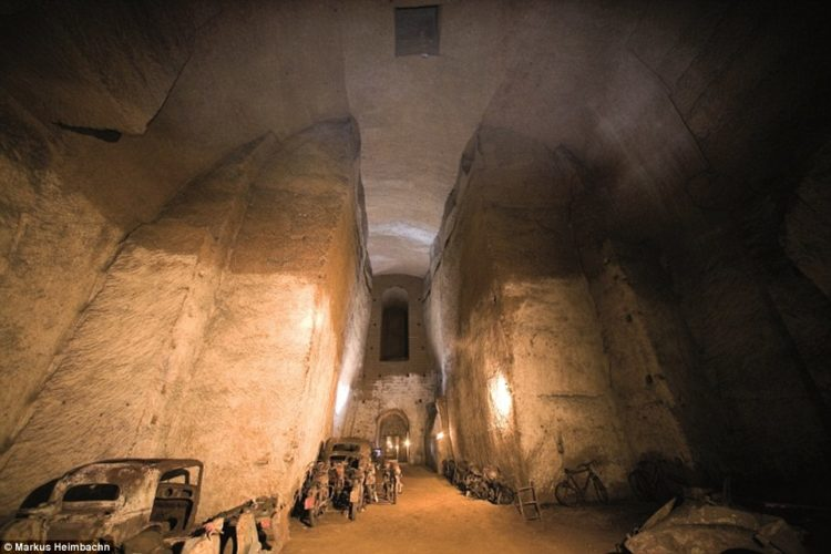 Layered with history, as mesmerising as Naples is above ground the ancient city is also home to a mysterious warren of tunnels.