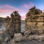 The Bizzare Shape Fantasy Canyon, Utah