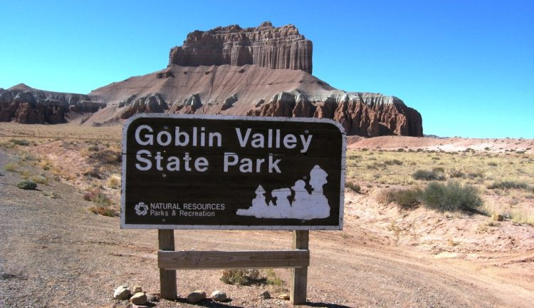 This could be one of the weird and wonderful places in Utah, United States, is Goblin Valley situated in Emery County between the towns of Green River and Hanksville.