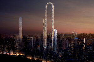 The Big Bend will, in fact, become the longest building in the world, surpassing even Dubai's Burj Khalifa