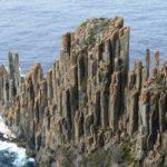 The Dolerite Columns of Coastal Tasmania