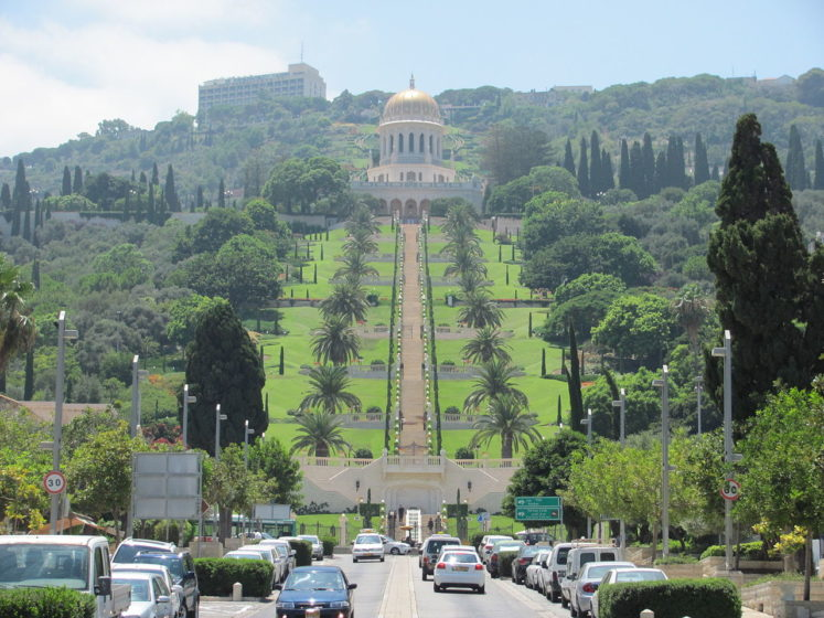 "In July 2008, the Bahá'í Gardens in Haifa and 'Akko were inscribed on UNESCO's World Heritage List, in recognition of their ""outstanding universal value"" as holy places and places of pilgrimage for the followers of the Bahá'í Faith."