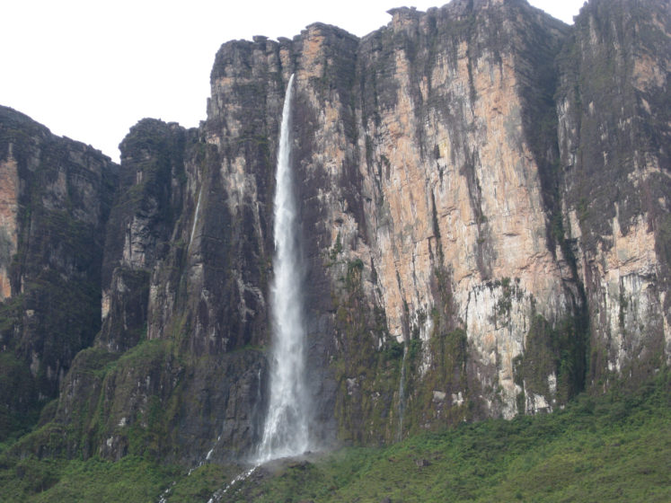 Cuquenan Falls, which similar to Yumbilla, is known for being tall, but not powerful, however can be difficult to access due to its isolation, but is best viewed from a distance.