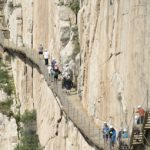 El Caminito del Rey Path, The Most Dangerous Foothpath in Spain's