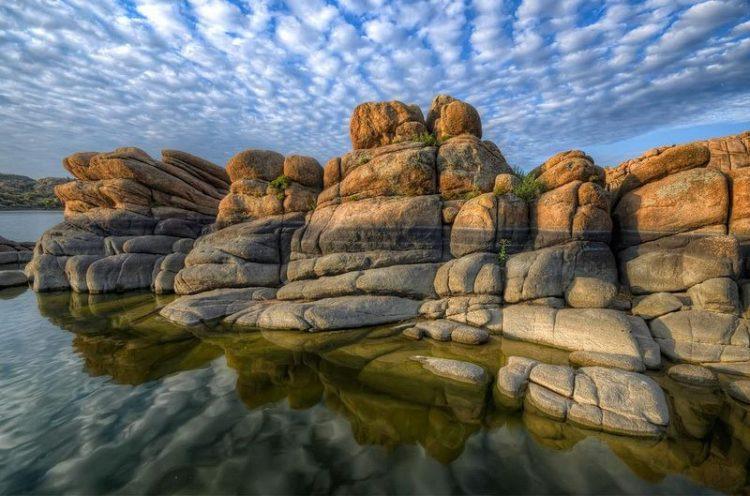 The Granite Dells Of Prescott Arizona Charismatic Planet