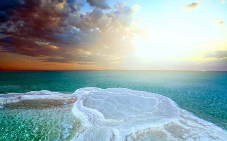 Farthermore, the Dead Sea water is very effectively helps in the treatment of allergies, psoriasis, eczema, acne.