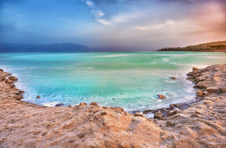 Though, each year the water level decreases by 1 meter. So, specialists predict that in the coming 800 years the Dead Sea would turn into Dead Valley.