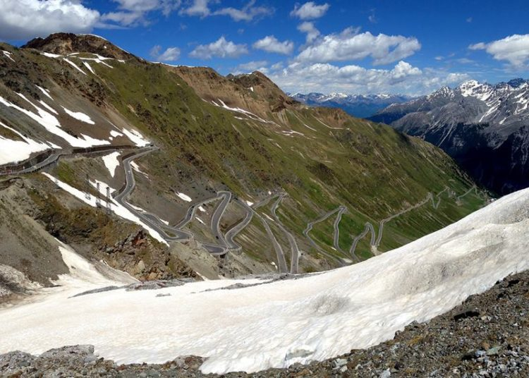 The Stelvio Pass is open from June to Sep, however, can be closed anytime, if high snow falls.