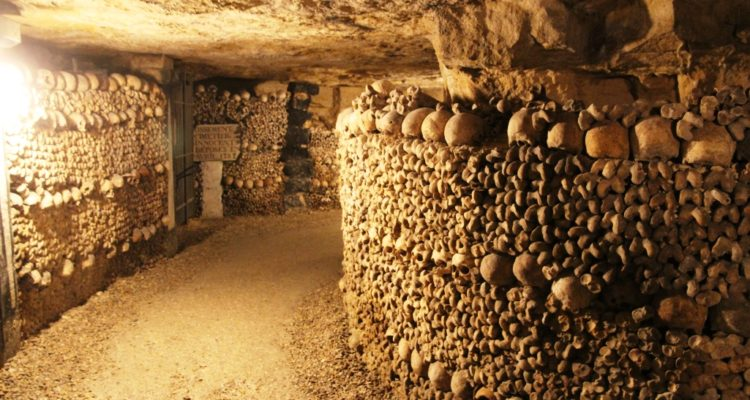 As tons of empty quarries, police and priests similar discreetly moved the bones over the period of a few decades to the renovated section of the tunnel. The Catacombs became a favorite attraction for royal families
