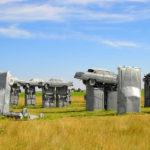 Carhenge, The Replica of Stonehenge in Nebraska